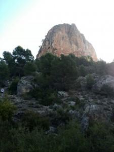 Piedra de Peñarrubia