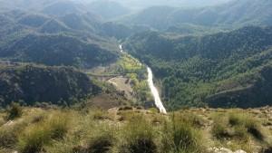 Río Segura desde El Macalón