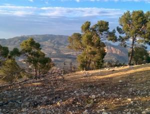 Vistas desde El Macalón